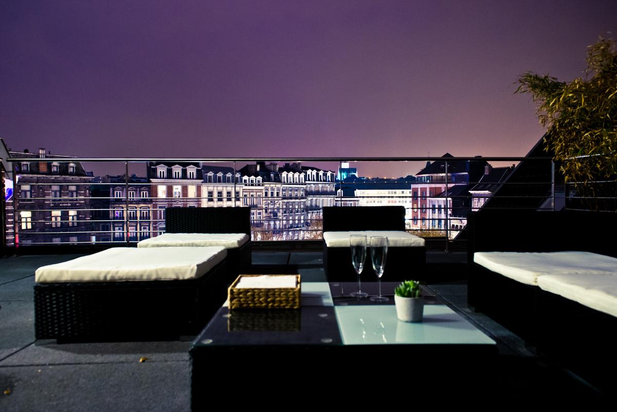 Appart Hotel Liege